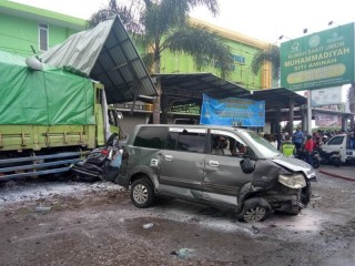 Sopir Truk Kecelakaan Maut di Brebes jadi Tersangka