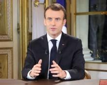 Redam Rompi Kuning, Macron Naikkan UMR Prancis