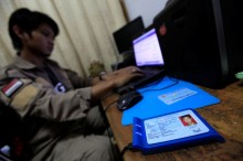 Penjual Blangko KTP-el Ditangkap