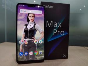 Melihat Isi Paket Penjualan ASUS ZenFone Max Pro M2