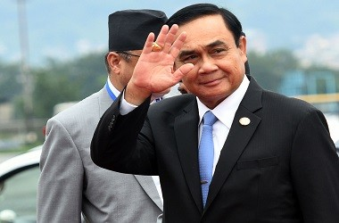 PM Thailand Prayuth Chan-ocha dalam kunjungan ke Kathmandu,