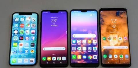 Jajaran Smartphone Terbaik 2018