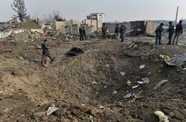 Konvoi Keamanan Afghanistan Diserang, Empat Orang Tewas