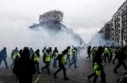 Takut Seperti Prancis, Mesir Larang Penjualan Rompi Kuning