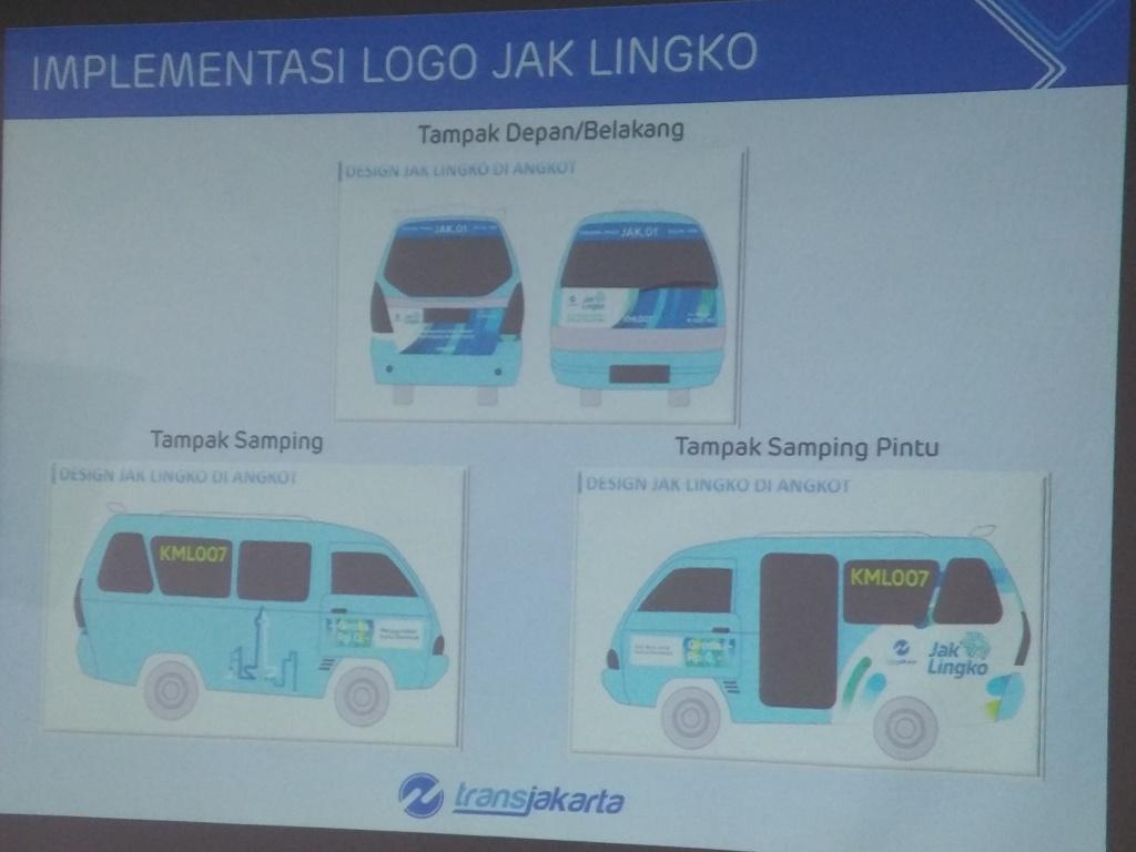 Jak Lingko TransJakarta. Foto: Medcom.id/Kautsar Widya Prabowo