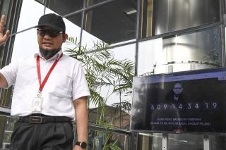 Wadah Pegawai KPK Luncurkan Jam Kasus Novel Baswedan