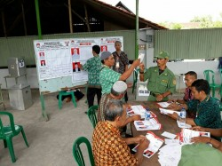 362 Cakades Bersaing di 125 Desa Sukoharjo
