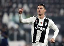 Putra Cristiano Ronaldo Raih Trofi Pertama di Juventus