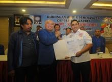 Ketua DPW PAN Kalsel Dinonaktifkan