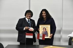 Peru Ingin Pelajari Pengelolaan Gambut Indonesia