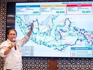 Menteri Komunikasi dan Informatika (Menkominfo) Rudiantara. Foto: Antara/Aprillio Akbar.