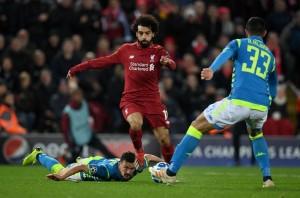 Dramatis, Liverpool ke 16 Besar Usai Tundukkan Napoli
