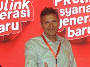 President Director Prudential Indonesia Jens Reisch. Foto: