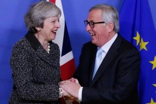 Misi Perdana Menteri Inggris Selamatkan Brexit