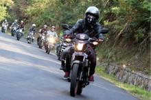 Terlalu Lama Riding, Biker Rentan Sakit Tulang