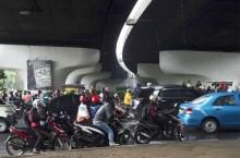 Hindari Berteduh di Underpass Jika Tak Ingin Ditilang