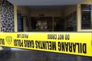 TNI AD Pantau Kasus Pembakaran Polsek Ciracas