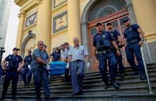 Penembakan Saat Misa di Katedral Brasil, Lima Orang Tewas