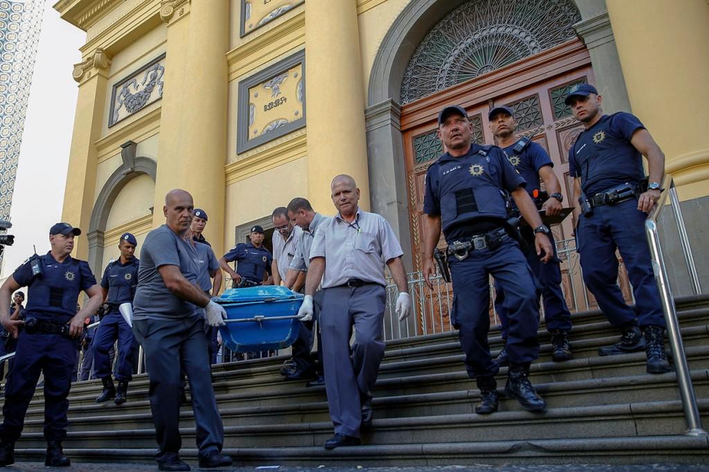 Penembakan di Gereja Brasil, 4 Tewas dan Pelaku Bunuh Diri