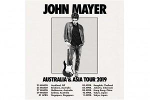 Akhirnya, John Mayer akan Konser di Indonesia