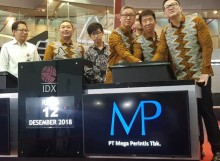 <i>Listing</i> Perdana, Saham ZONE Melonjak 49,66%