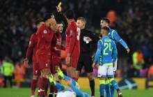 Ancelotti Sebut Van Dijk Seharusnya Diberi Kartu Merah