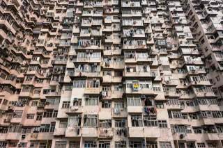 Cage Home, Potret Suram Hunian di Hong Kong