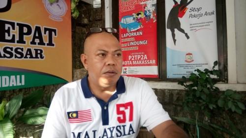 Makmur, Koordinator Tim Reaksi Cepat P2TP2A Makassar
