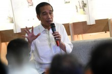 Cerita Jokowi Menata Pasar