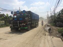 Kabupaten Tangerang Siapkan Sanksi untuk Truk Tonase Berat