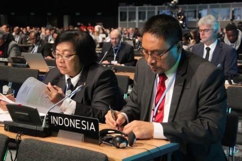 Indonesia Sampaikan Draf Kesimpulan Negosiasi COP 24
