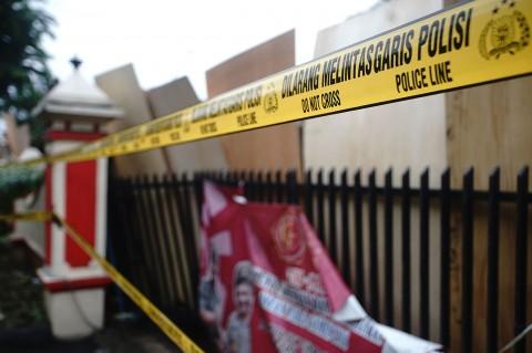 Tiga Polisi Jadi Korban Perusakan Polres Ciracas