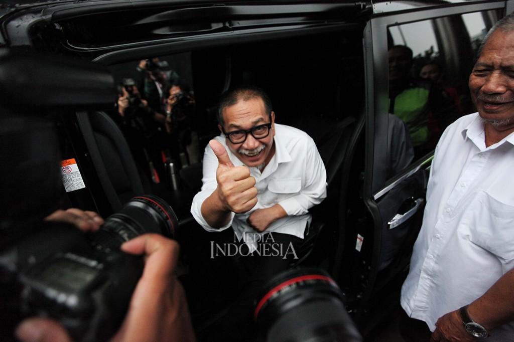 Deddy Mizwar Diperiksa KPK Soal Kasus Meikarta