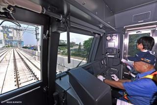 MRT Targetkan 60 Ribu Penumpang per Hari