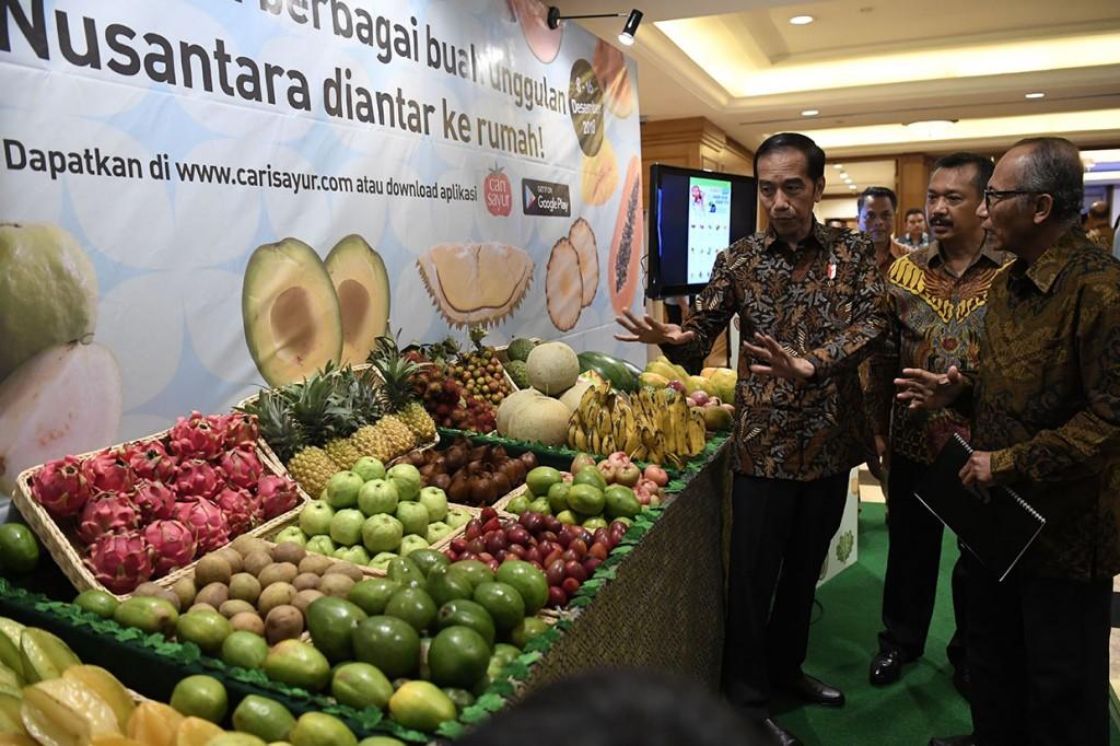 Jokowi Sebut Pasar Rakyat Perlu Perhatian Khusus