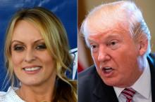 Bintang Porno Harus Bayar Ganti Rugi Rp4,2 Miliar ke Trump