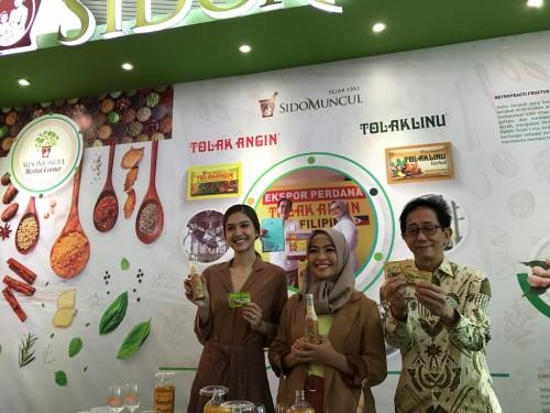Brand amassador Sido Muncul, Mikha Tambayong dan Tantri Kotak