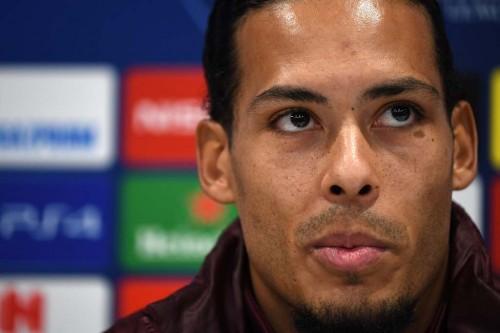 Bek Liverpool, Virgil van Dijk (AFP/Paul Ellis)