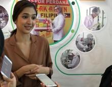 Mikha Tambayong 'Kecanduan' Jamu sejak Kecil