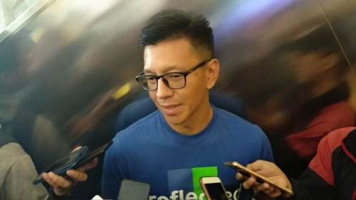Direktur PT Persib Bandung Bermartabat Teddy Tjahjono. (Foto: