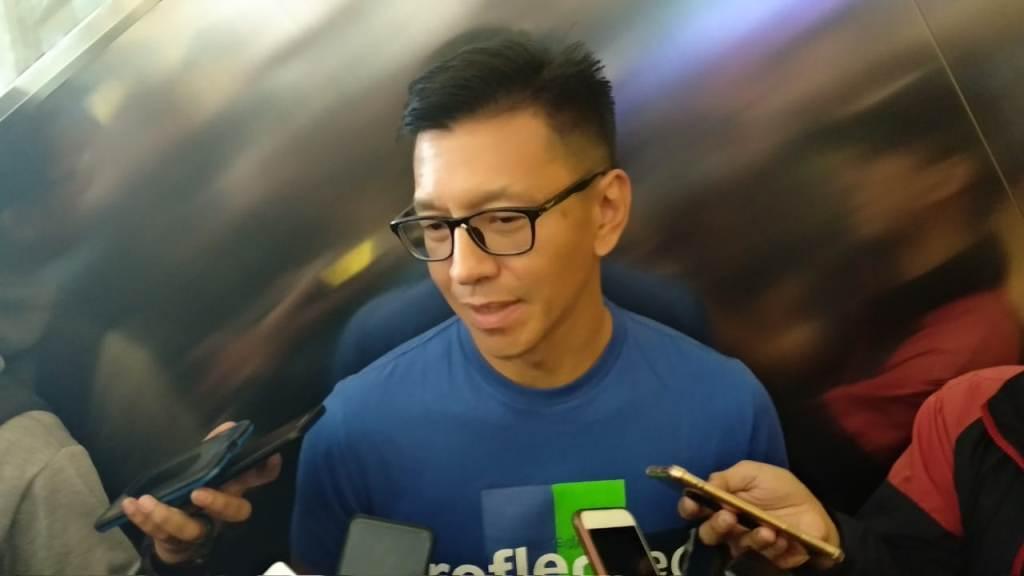 Direktur PT Persib Bandung Bermartabat Teddy Tjahjono. (Foto: medcom.id/Roni Kurniawan)