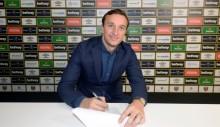 Kapten West Ham Perpanjang Kontrak