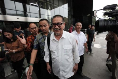 Mantan Wakil Gubernur Jawa Barat Deddy Mizwar. Foto: MI/Rommy