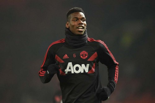 Paul Pogba (Oli SCARFF / AFP)