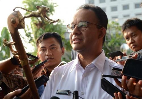 Gubernur DKI Jakarta Anies Baswedan. Foto: MI/Mohamad Irfan