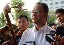Anies Diminta Pilih Wakil dari Pengusaha