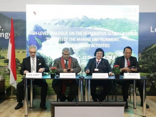 Suasana High Level Dialog on The Integrative Glogal Agenda to