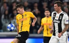 Juventus Merana di Markas Young Boys