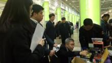 Karya Mahasiswa UMM Dilirik Puluhan Ribu Orang di Seoul