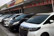 MPV dan SUV Masih Favorit Penjualan Mobil Seken
